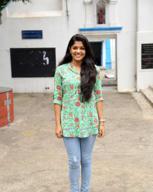 Aparna Balamurali - Sarvam Thaala Mayam Movie Launch and Pooja Photos | Picture 1547894