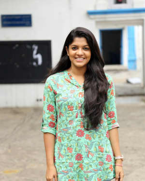 Aparna Balamurali - Sarvam Thaala Mayam Movie Launch and Pooja Photos | Picture 1547895