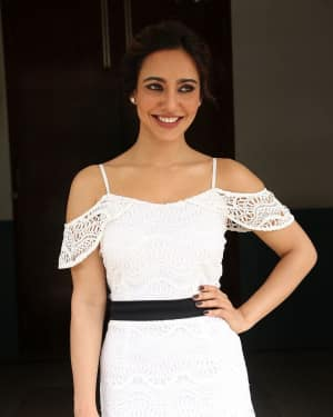 Neha Sharma - Solo Malayalam Movie Chennai Press Meet Photos | Picture 1532425
