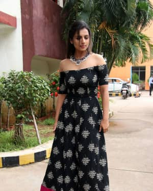 Sruthi Hariharan - Solo Malayalam Movie Chennai Press Meet Photos | Picture 1532385