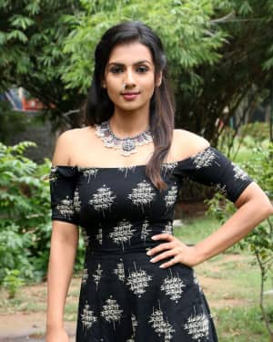 Sruthi Hariharan - Solo Malayalam Movie Chennai Press Meet Photos | Picture 1532410