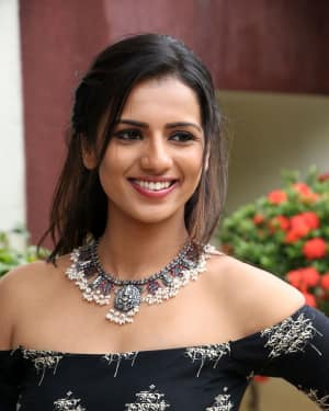 Sruthi Hariharan - Solo Malayalam Movie Chennai Press Meet Photos | Picture 1532388
