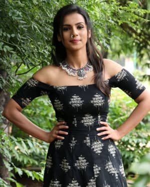 Sruthi Hariharan - Solo Malayalam Movie Chennai Press Meet Photos