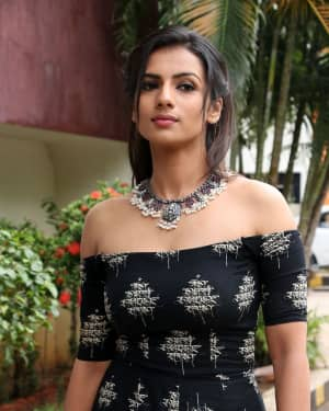 Sruthi Hariharan - Solo Malayalam Movie Chennai Press Meet Photos | Picture 1532384