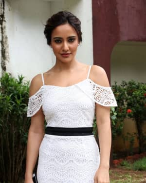 Neha Sharma - Solo Malayalam Movie Chennai Press Meet Photos | Picture 1532366