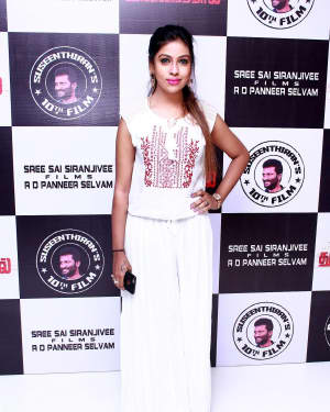 Nenjil Thunivirunthal Movie Audio Launch Photos | Picture 1533133