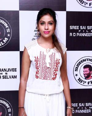 Nenjil Thunivirunthal Movie Audio Launch Photos | Picture 1533132