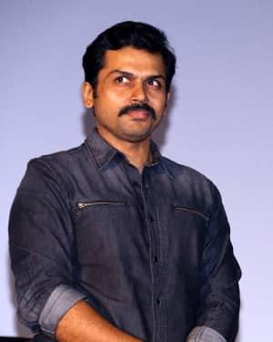Karthi - Nenjil Thunivirunthal Movie Audio Launch Photos | Picture 1533125