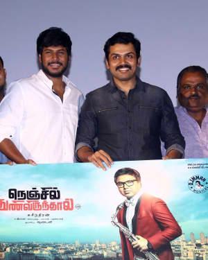 Nenjil Thunivirunthal Movie Audio Launch Photos | Picture 1533127