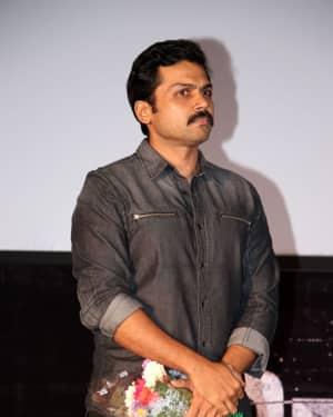 Karthi - Nenjil Thunivirunthal Movie Audio Launch Photos | Picture 1533079