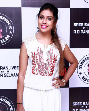 Nenjil Thunivirunthal Movie Audio Launch Photos | Picture 1533134