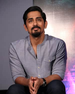 Siddharth - Aval Movie Trailer Launch Photos