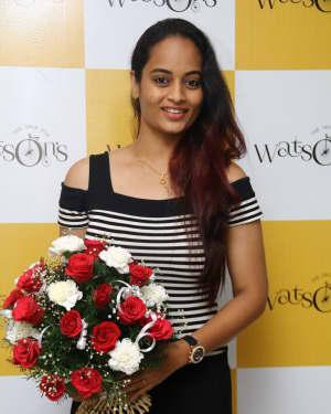 Suja Varunee - Actor Sibiraj Birthday Celebration With Watson's Hotel Opening Ceremony Photos | Picture 1536818