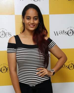 Suja Varunee - Actor Sibiraj Birthday Celebration With Watson's Hotel Opening Ceremony Photos | Picture 1537032