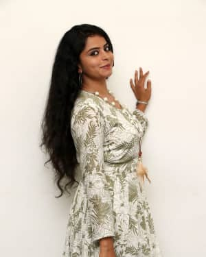 Actress Gayatri Rema Photos at Mani Movie Audio Launch   Picture 1525990