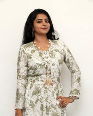 Actress Gayatri Rema Photos at Mani Movie Audio Launch   Picture 1525981