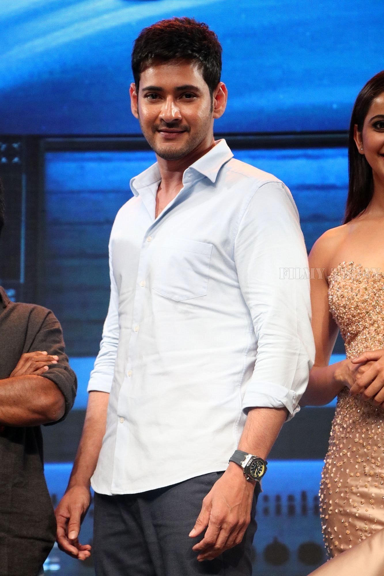Mahesh Babu @ Spyder Movie Audio Launch in Chennai Photos