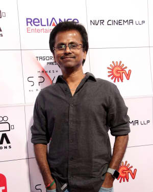 A. R. Murugadoss - Spyder Movie Audio Launch in Chennai Photos | Picture 1526345