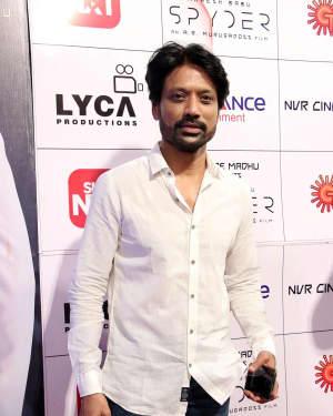 S. J. Surya - Spyder Movie Audio Launch in Chennai Photos