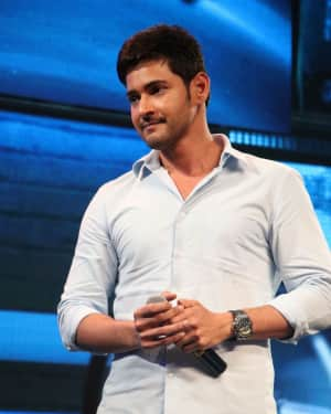 Mahesh Babu - Spyder Movie Audio Launch in Chennai Photos