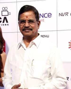 Kalaipuli S. Dhanu - Spyder Movie Audio Launch in Chennai Photos