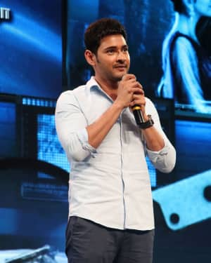 Mahesh Babu - Spyder Movie Audio Launch in Chennai Photos | 1526387