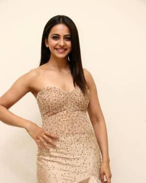 Actress Rakul Preet Singh Photoshoot during Spyder Audio Launch   Picture 1527337