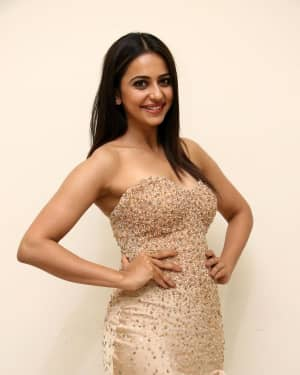 Actress Rakul Preet Singh Photoshoot during Spyder Audio Launch   Picture 1527331