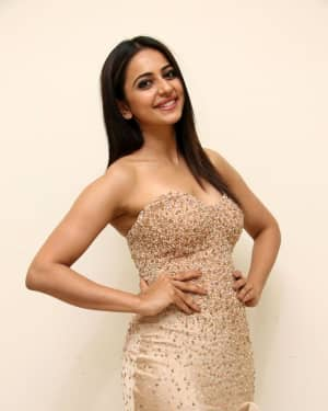 Actress Rakul Preet Singh Photoshoot during Spyder Audio Launch   Picture 1527332