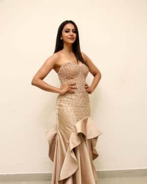 Actress Rakul Preet Singh Photoshoot during Spyder Audio Launch   Picture 1527329