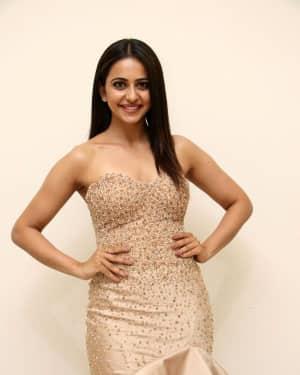 Actress Rakul Preet Singh Photoshoot during Spyder Audio Launch   Picture 1527336