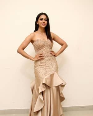 Actress Rakul Preet Singh Photoshoot during Spyder Audio Launch   Picture 1527335