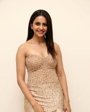Actress Rakul Preet Singh Photoshoot during Spyder Audio Launch   Picture 1527338