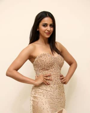 Actress Rakul Preet Singh Photoshoot during Spyder Audio Launch   Picture 1527330