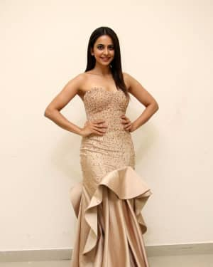 Actress Rakul Preet Singh Photoshoot during Spyder Audio Launch   Picture 1527334