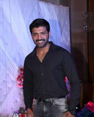 Arun Vijay - Music Director Dharan Kumar - Actress Deekshitha Wedding Reception Photos | Picture 1528460