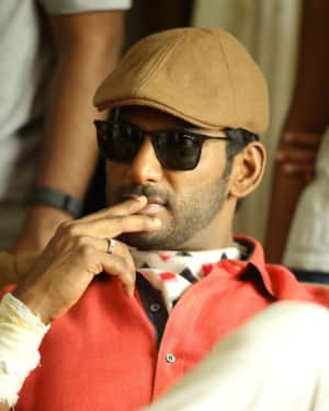 Vishal Krishna - Thupparivaalan Movie Stills