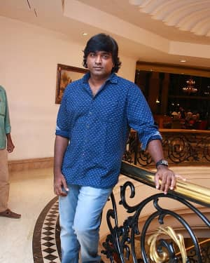 Vijay Sethupathi - Karuppan Movie Press Meet Photos | Picture 1530913