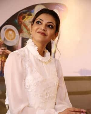Kajal Aggarwal - Paris Paris Movie Pooja Photos | Picture 1531017