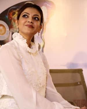 Kajal Aggarwal - Paris Paris Movie Pooja Photos | Picture 1531020