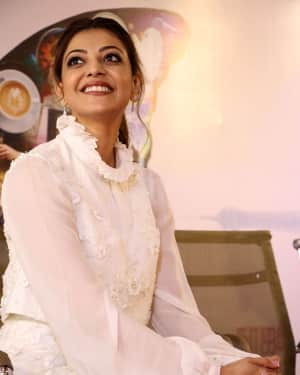 Kajal Aggarwal - Paris Paris Movie Pooja Photos | Picture 1531018