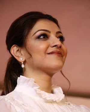 Kajal Aggarwal - Paris Paris Movie Pooja Photos | Picture 1530997