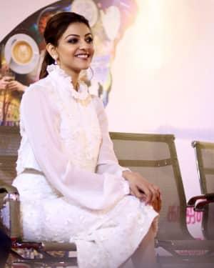 Kajal Aggarwal - Paris Paris Movie Pooja Photos | Picture 1531022