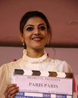 Kajal Aggarwal - Paris Paris Movie Pooja Photos | Picture 1531000