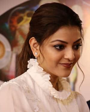 Kajal Aggarwal - Paris Paris Movie Pooja Photos | Picture 1531010