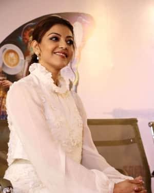 Kajal Aggarwal - Paris Paris Movie Pooja Photos | Picture 1531019