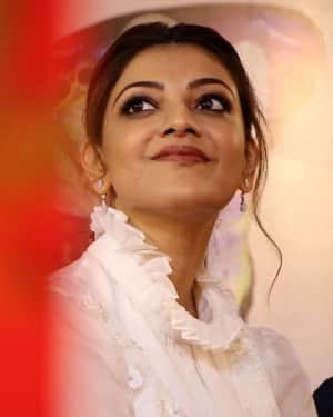 Kajal Aggarwal - Paris Paris Movie Pooja Photos | Picture 1531007