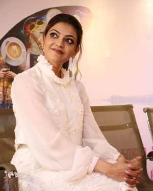 Kajal Aggarwal - Paris Paris Movie Pooja Photos | Picture 1531014