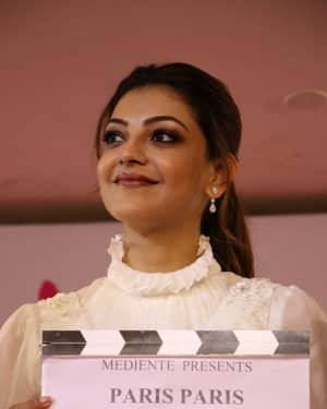 Kajal Aggarwal - Paris Paris Movie Pooja Photos | Picture 1531001