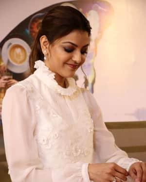 Kajal Aggarwal - Paris Paris Movie Pooja Photos | Picture 1531016